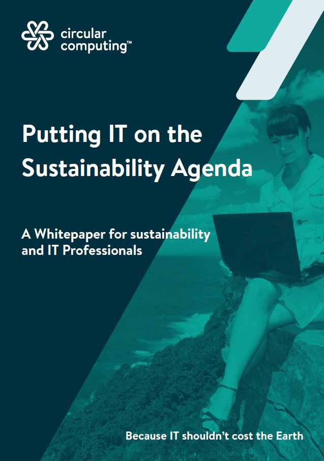 Download our Sustainable IT white paper