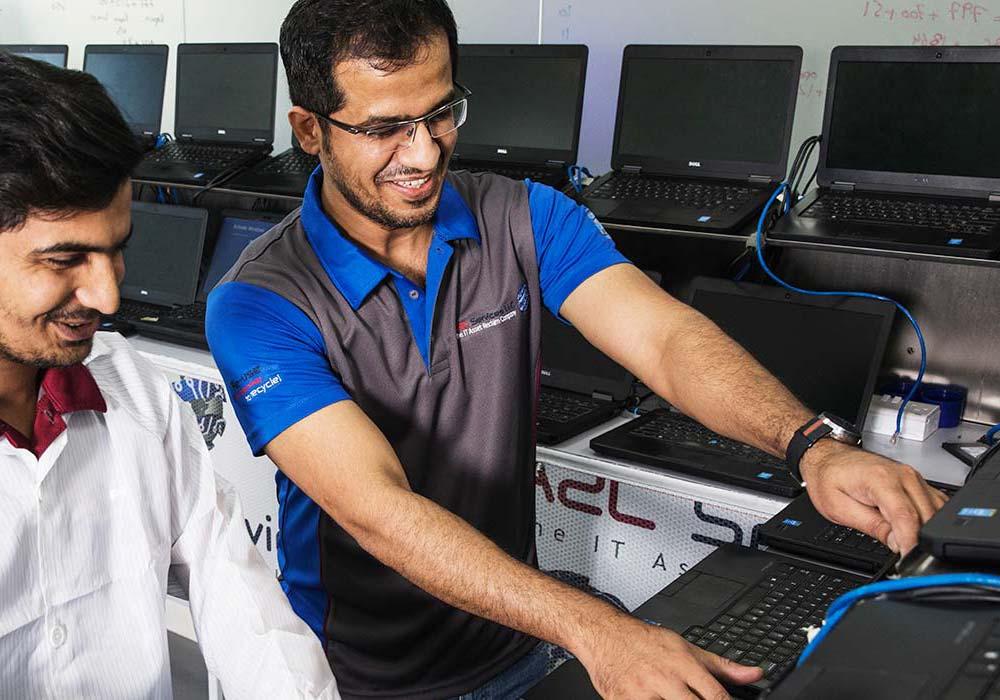 Circular Computing UAE - Teamwork