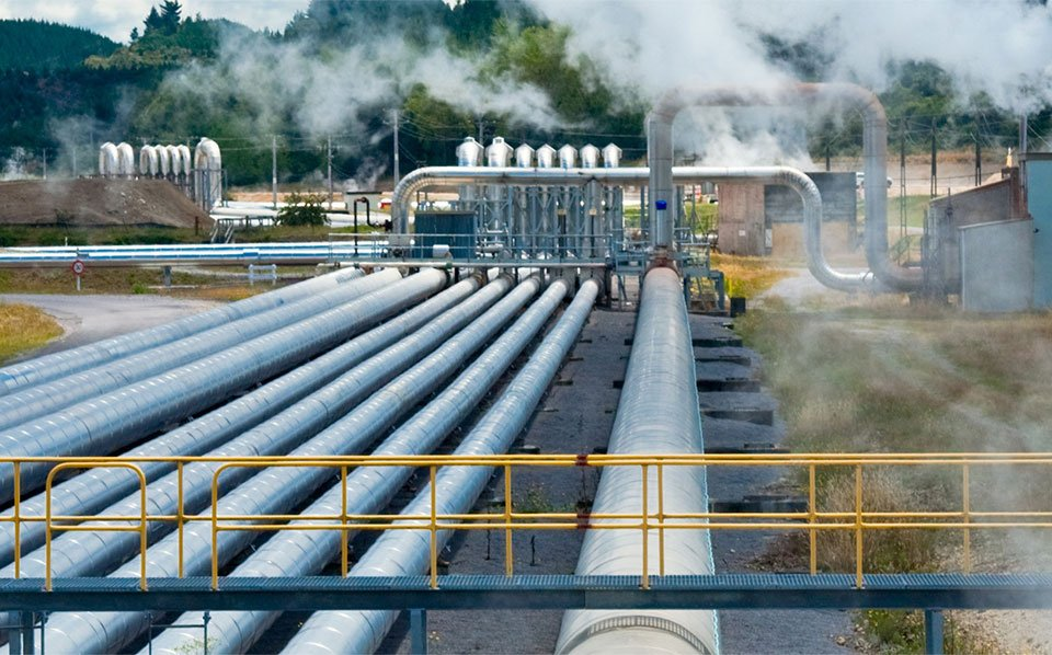 Geothermal Power Project, Indonesia