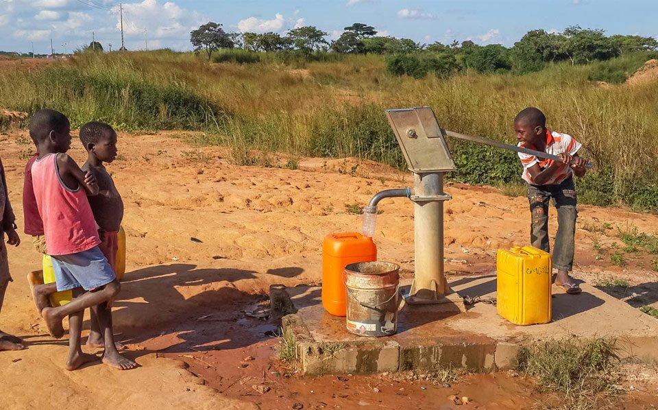 Borehole Water Project, Uganda