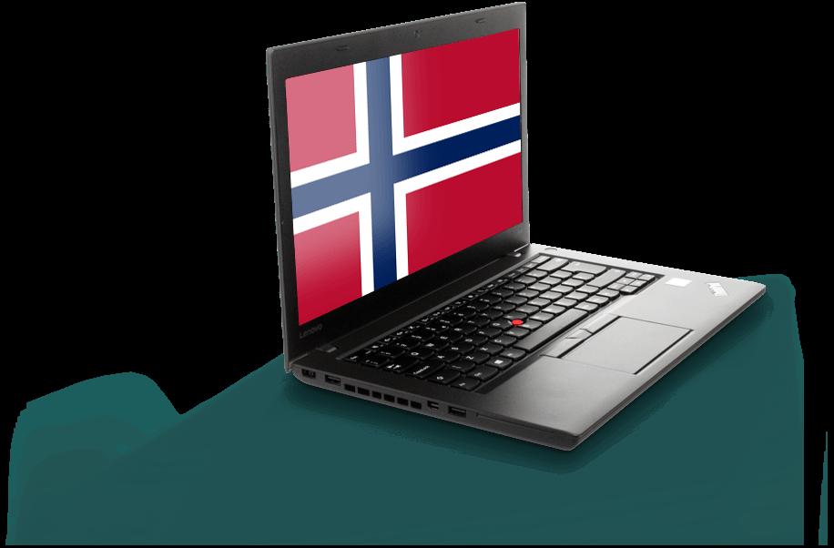 Lenovo T460 - Norway