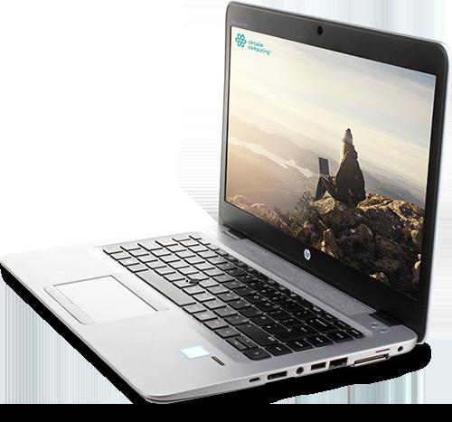 Remanufactured HP 840 G3 laptop