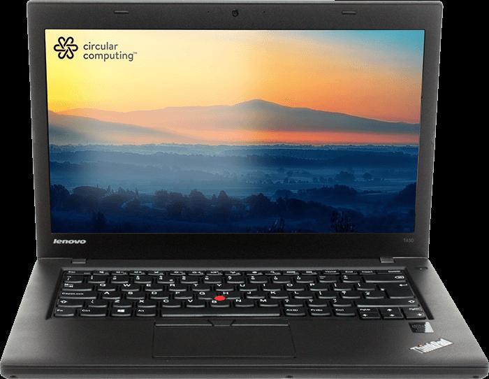 Lenovo T450 Remanufactured laptop