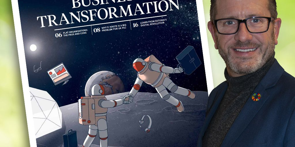 Circular Computing™ and Steve Haskew To The Fore In Raconteur