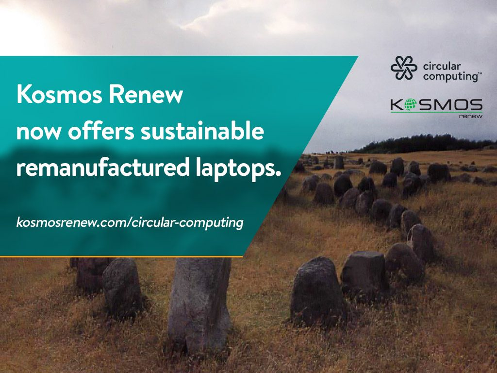 Welcoming our new partner, Kosmos Renew