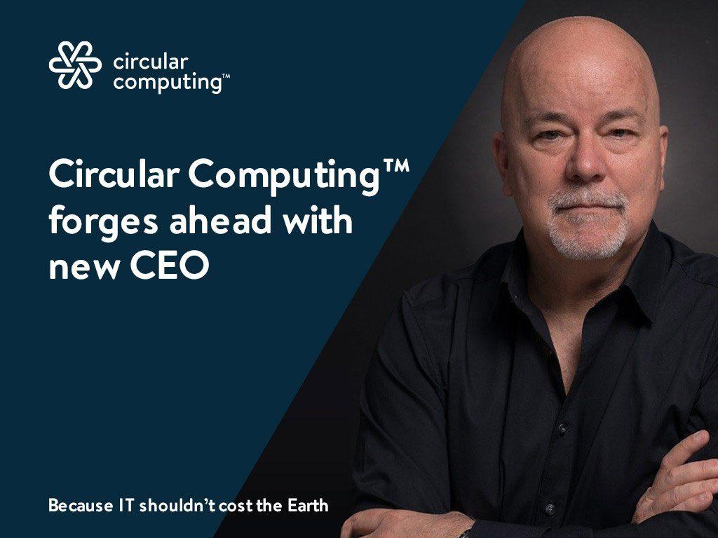 New CEO - Scott Mac Meekin