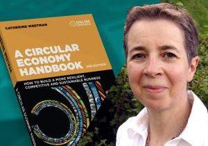 Catherine Weetman's latest book, 'A Circular Economy Handbook'.